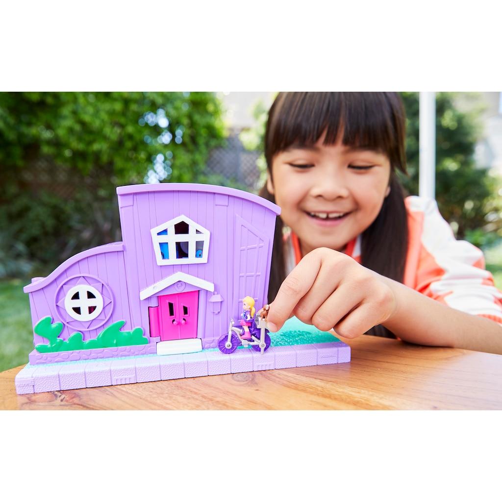 Mattel® Puppenhaus »Polly Pocket Pollys Haus«, Sammelfigur