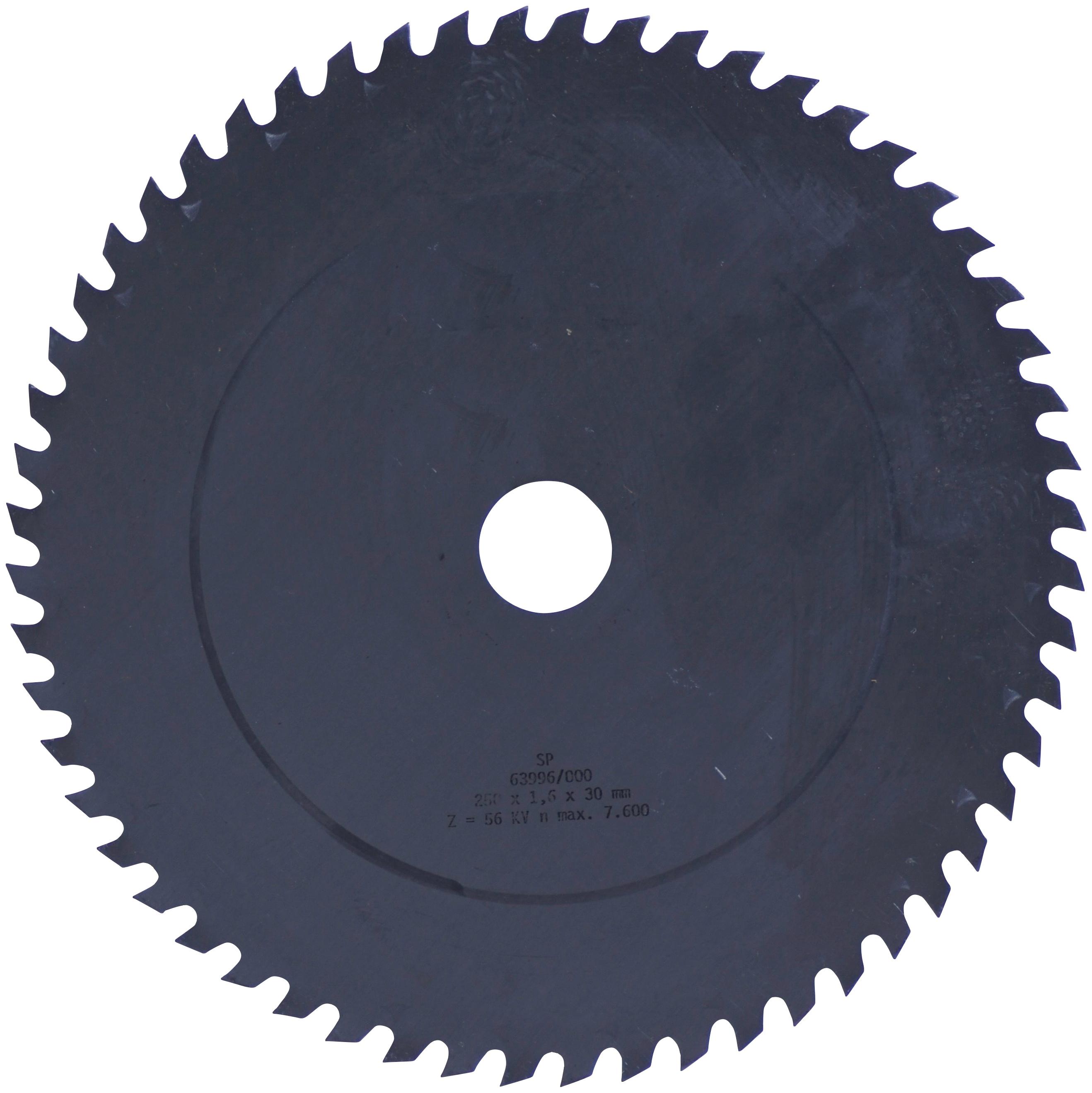 Connex Kreissägeblatt, CV, grob, Ø 250 mm grau Sägen Werkzeug Maschinen Kreissägeblatt
