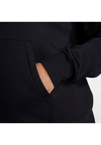 Nike Sportswear Kapuzensweatshirt »WOMEN NIKE SPORTSWEAR ESSENTIAL HOODY FLEECE PLUS SIZE« kaufen
