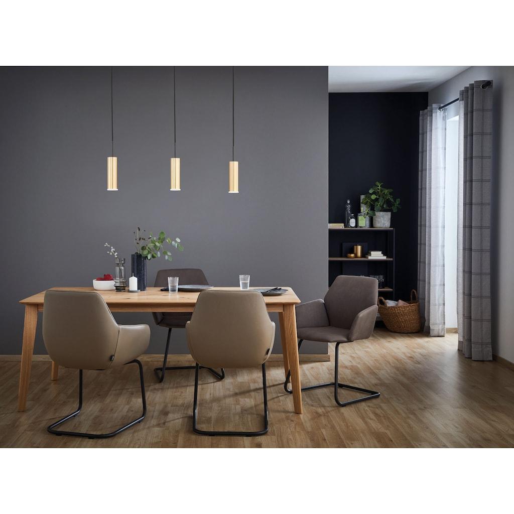 SCHÖNER WOHNEN-Kollektion Pendelleuchte »Stina«, LED-Modul, 1 St., Warmweiß, Hängeleuchte, Hängelampe, dimmbar
