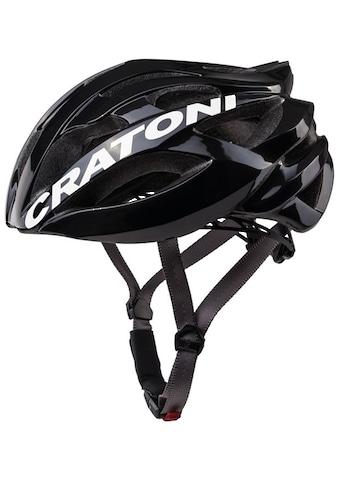 Cratoni Fahrradhelm »Road-Fahrradhelm C-Bolt«, Reflektoren, eingeschäumte Gurtbänder kaufen