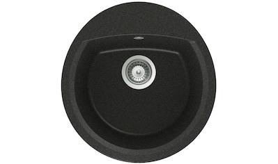 SCHOCK Granitspüle »Lucca R«, 47 x 49 cm kaufen