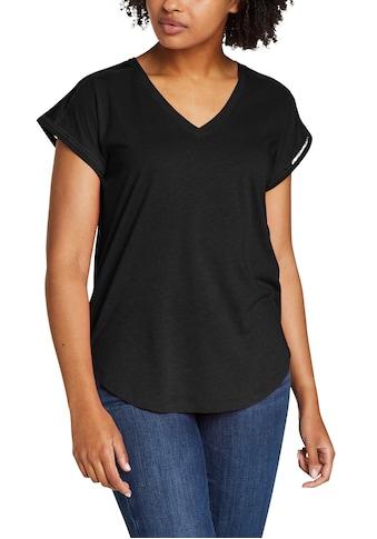 Eddie Bauer T-Shirt, Gate Check T-Shirt mit überschnittenen Ärmeln kaufen