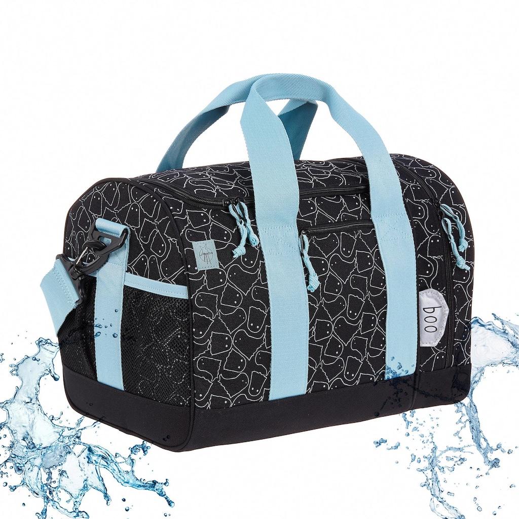 Lässig Sporttasche »4Kids Mini Sportsbag, Spooky Black«