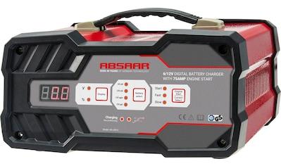 Absaar Batterie-Ladegerät, 12000 mA, mit Starthilfe kaufen
