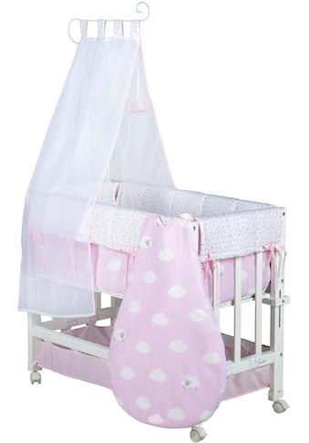 Roba® Stubenbett, »3in1, Kleine Wolke rosa« kaufen