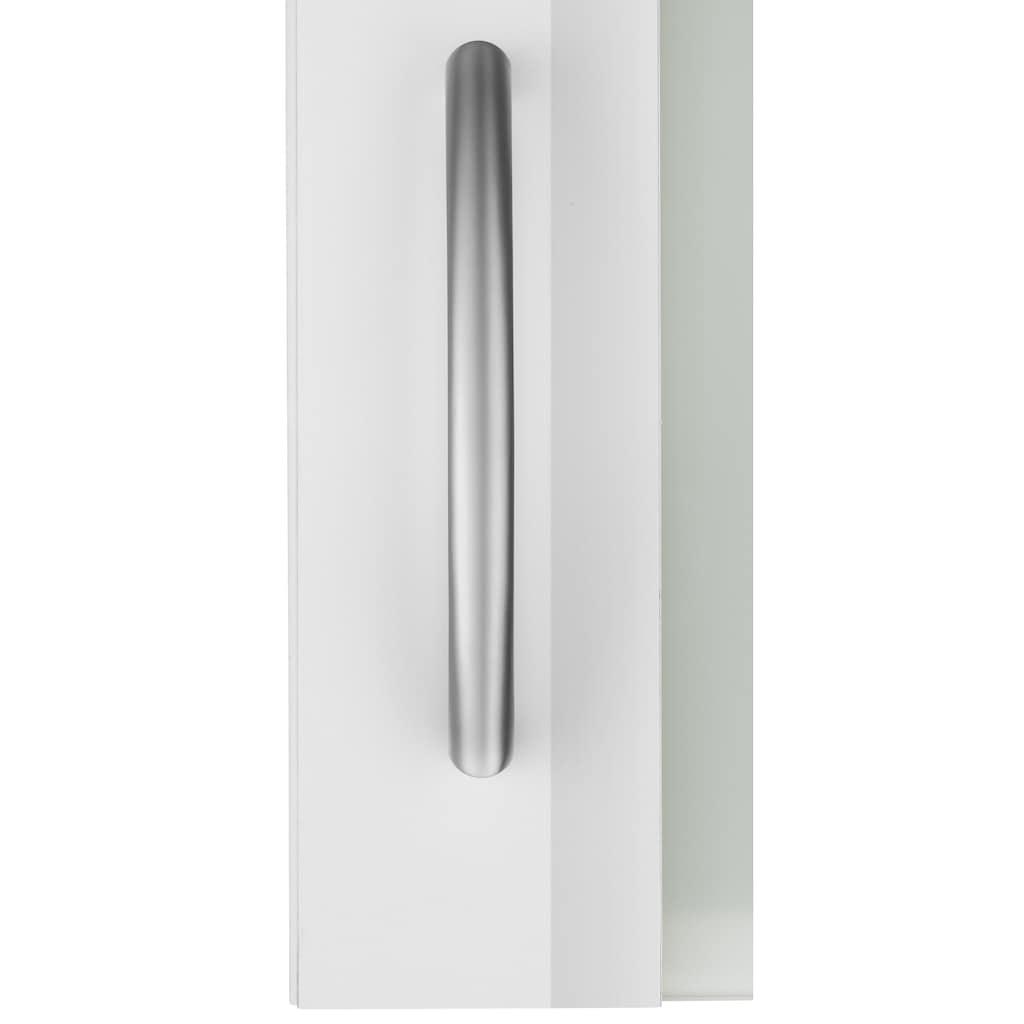 wiho Küchen Glashängeschrank »Brüssel«