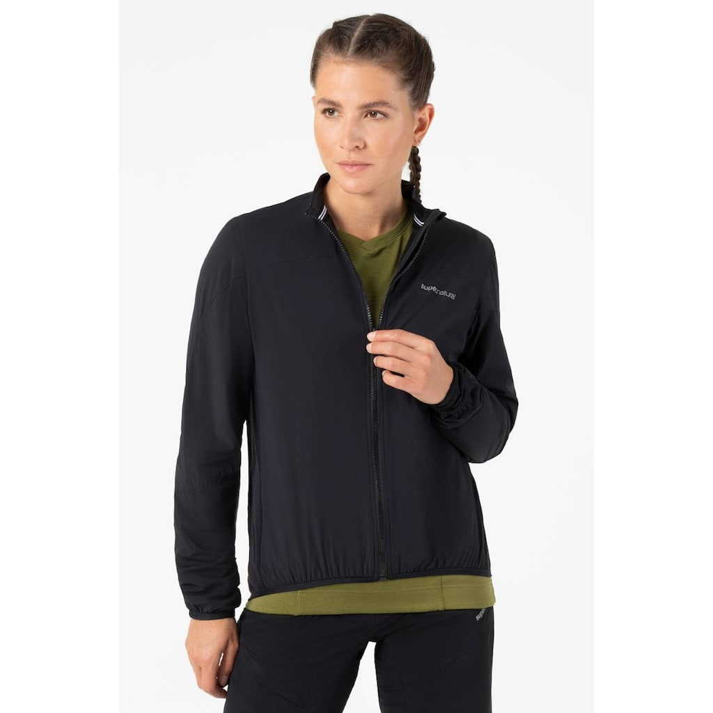 SUPER.NATURAL Outdoorjacke »W UNSTOPPABLE THERMO JKT«, windabweisend