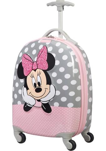 """Samsonite Kinderkoffer """"Disney Ultimate 2.0, Gr. 47 cm, Minnie Glitter"""", 4 Rollen kaufen"""