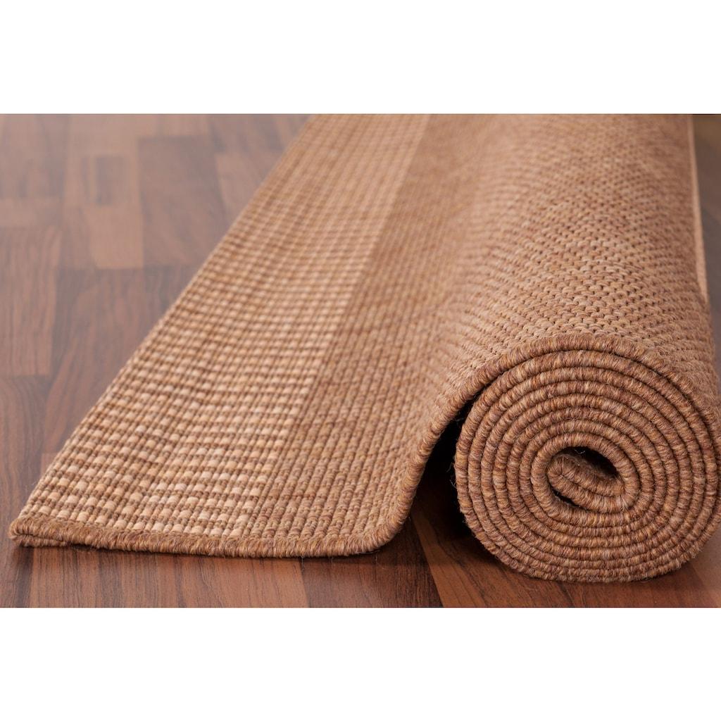 LALEE Teppich »Finca 501«, rechteckig, 5 mm Höhe, Wohnzimmer