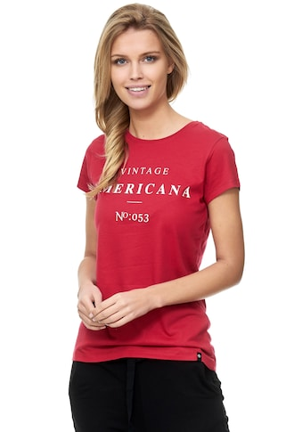 Decay T-Shirt, mit Front-Print kaufen
