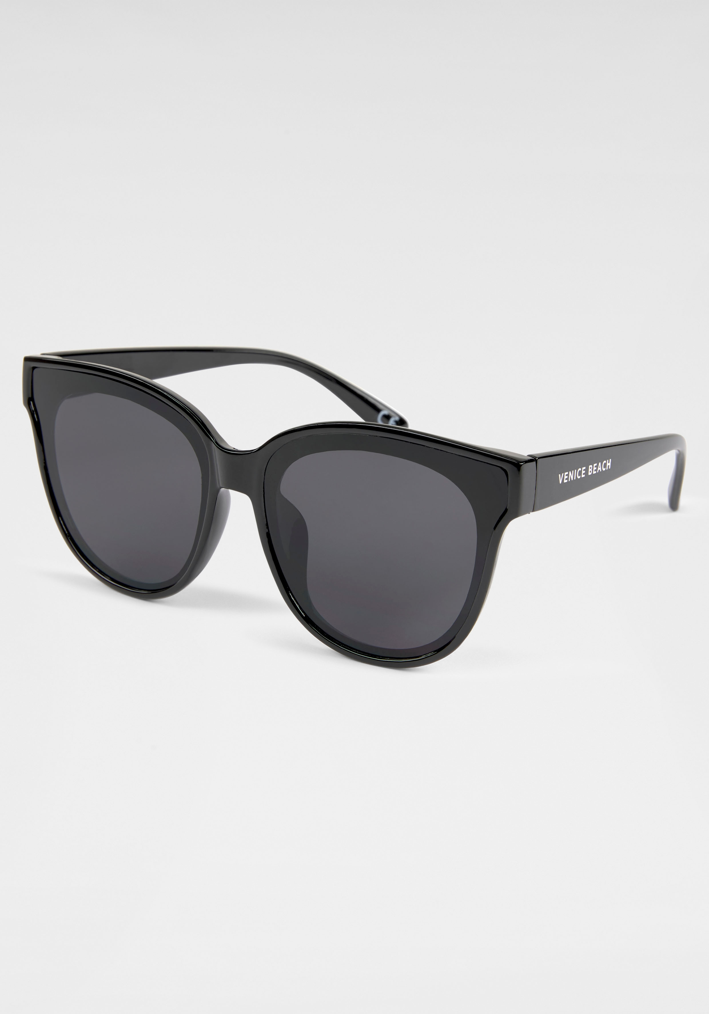 Venice Beach Sonnenbrille, im Cat-Eye Style schwarz Damen Ovale Sonnenbrille Sonnenbrillen Accessoires