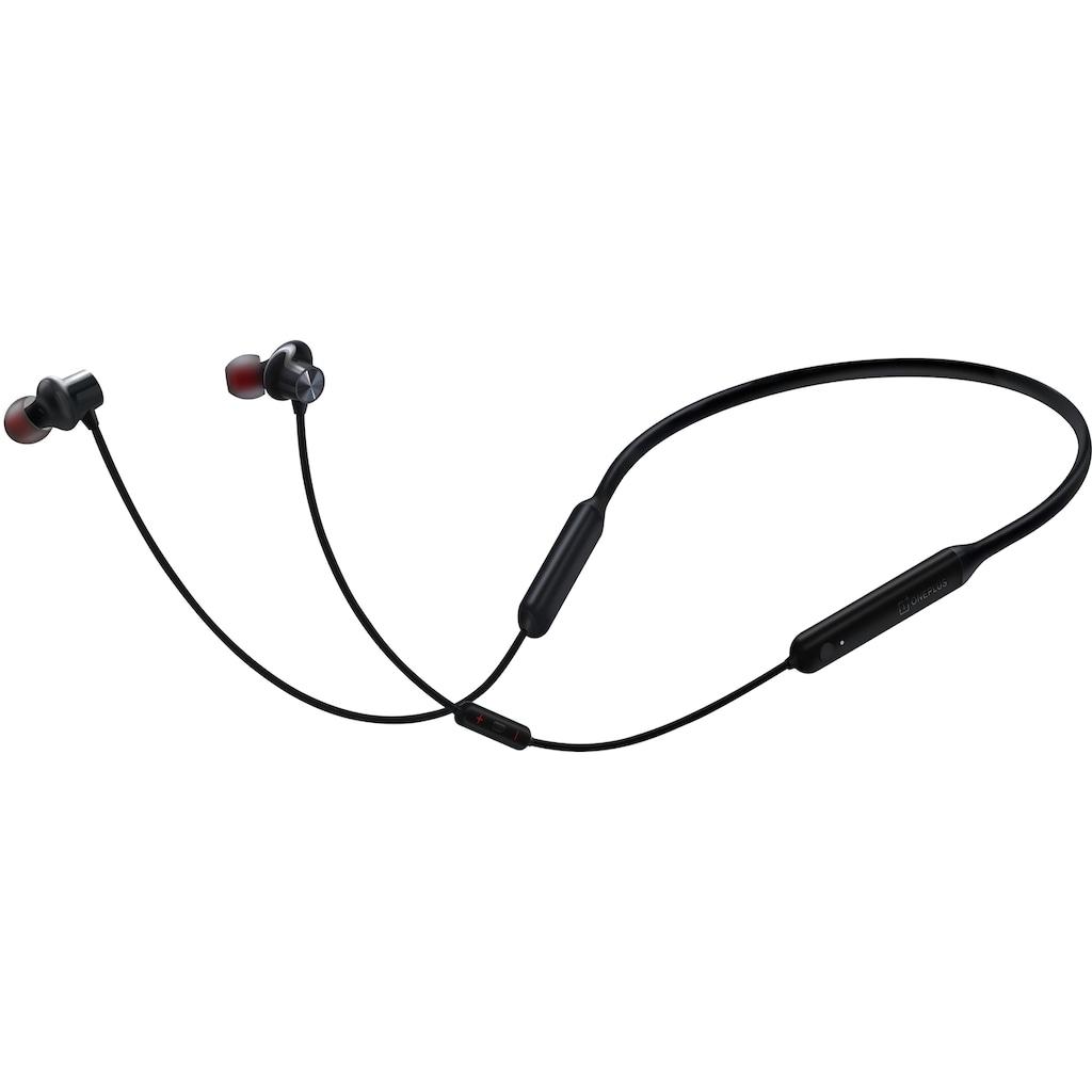 OnePlus Smartphone-Headset »Bullets Wireless Z«, Bluetooth, Sprachsteuerung