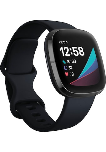 fitbit Sense Smartwatch (4,32 cm / 1,7 Zoll, FitbitOS5) kaufen