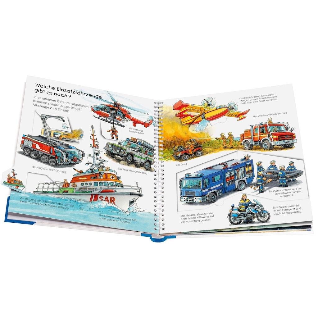 Ravensburger Buch »Mein junior-Lexikon: Fahrzeuge - Wieso? Weshalb? Warum?«, Made in Europe
