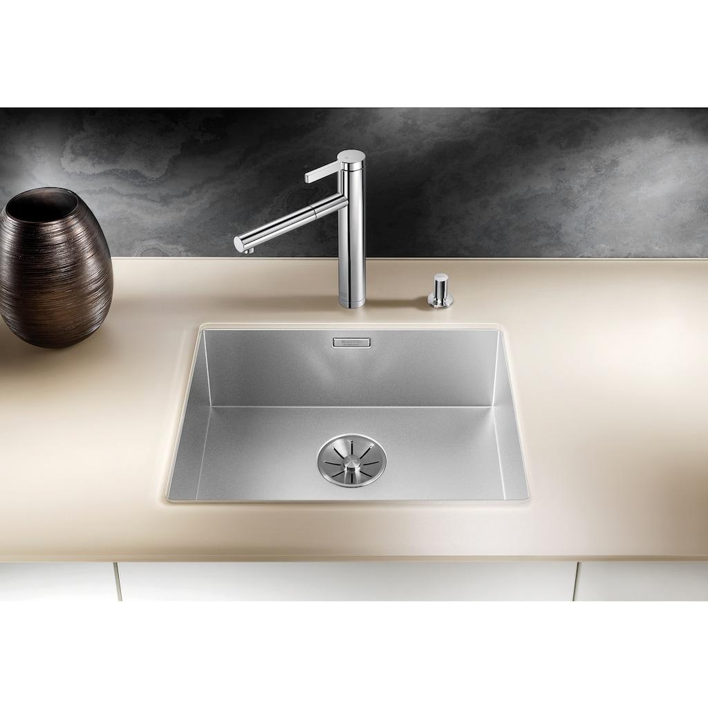 Blanco Küchenspüle »ZEROX 500-U Durinox®«