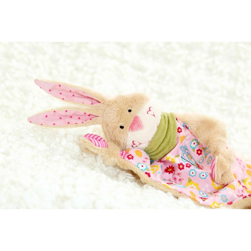 Sigikid Schnuffeltuch »Bungee Bunny«, Made in Europe