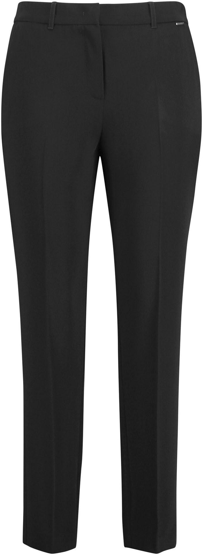 samoon -  Stoffhose, mit Gürtelschlaufen