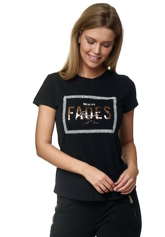 Decay T-Shirt »Fades«, mit coolem Aufdruck kaufen
