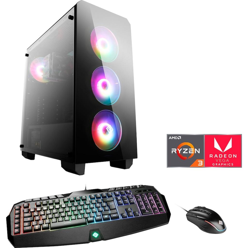 CSL Gaming-PC »Levitas T8118«