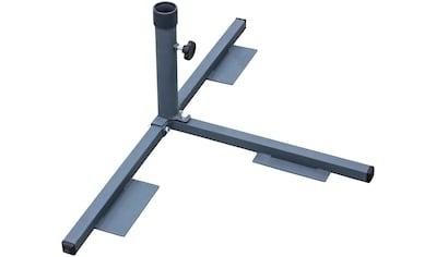 SCHNEIDER SCHIRME Plattenständer für Stöcke 30  -  40 mm Ø, ohne Wegeplatten kaufen