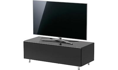 SPECTRAL Lowboard »Just Racks«, JRL 1100T, Breite 111 cm, wahlweise mit Basis- oder TV-Paket kaufen