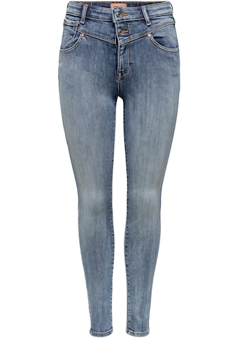 Only Skinny-fit-Jeans »ONLCHRISSY LIFE«, knöchellang kaufen