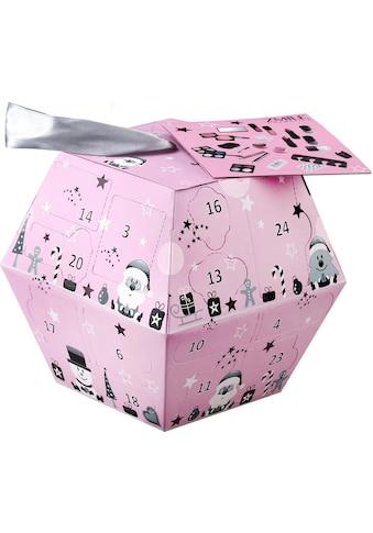"ZMILE COSMETICS Adventskalender ""Trapezoid rosé"" (24 - tlg.) kaufen"