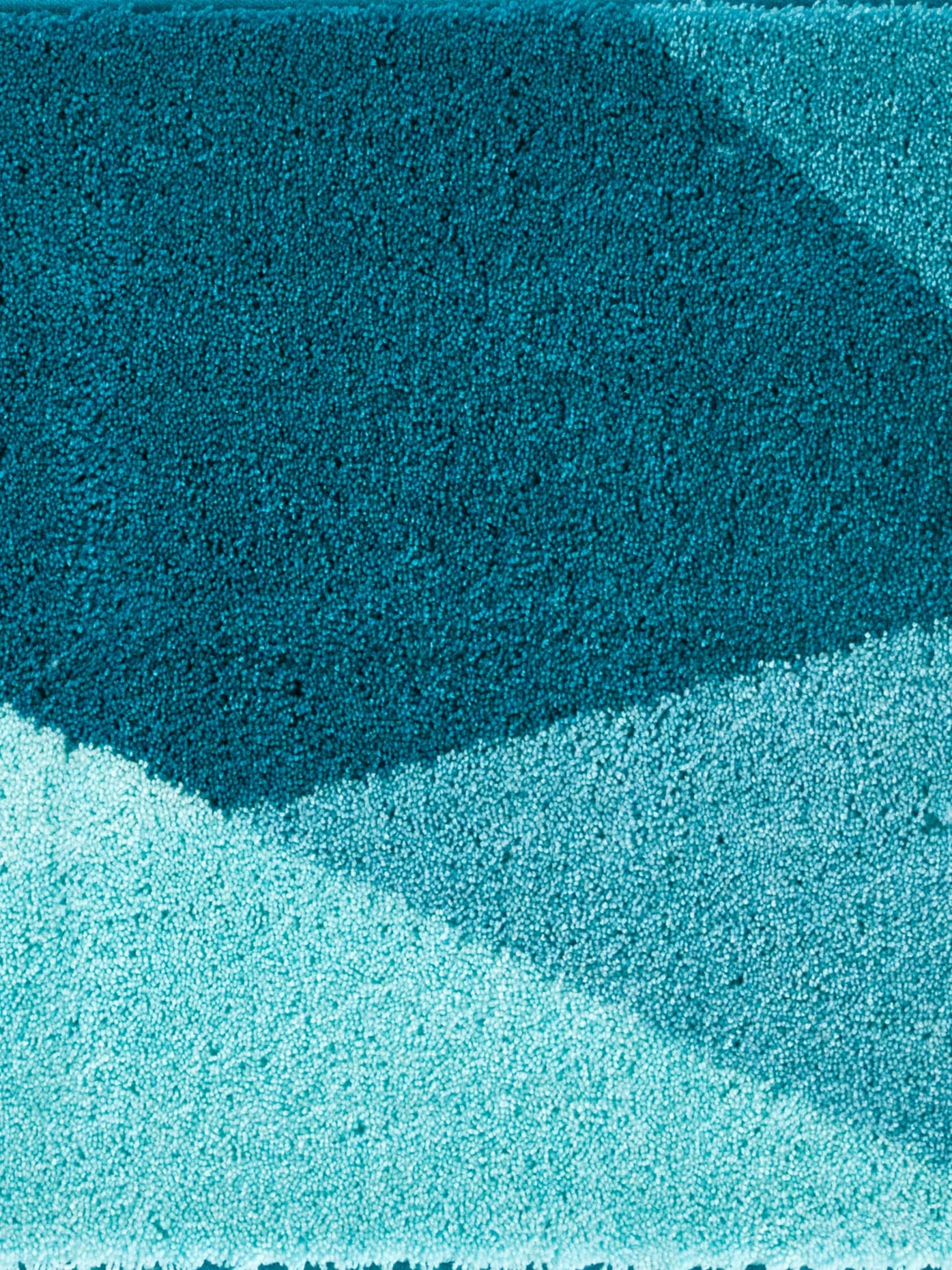 Grund Badematte, Höhe 20 mm blau Badematten Badematte