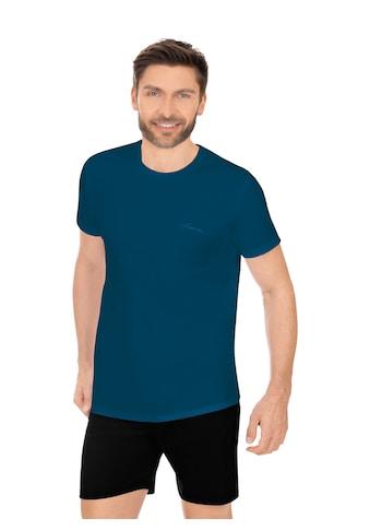 Trigema Schlafanzug, aus BIO-Baumwolle kaufen