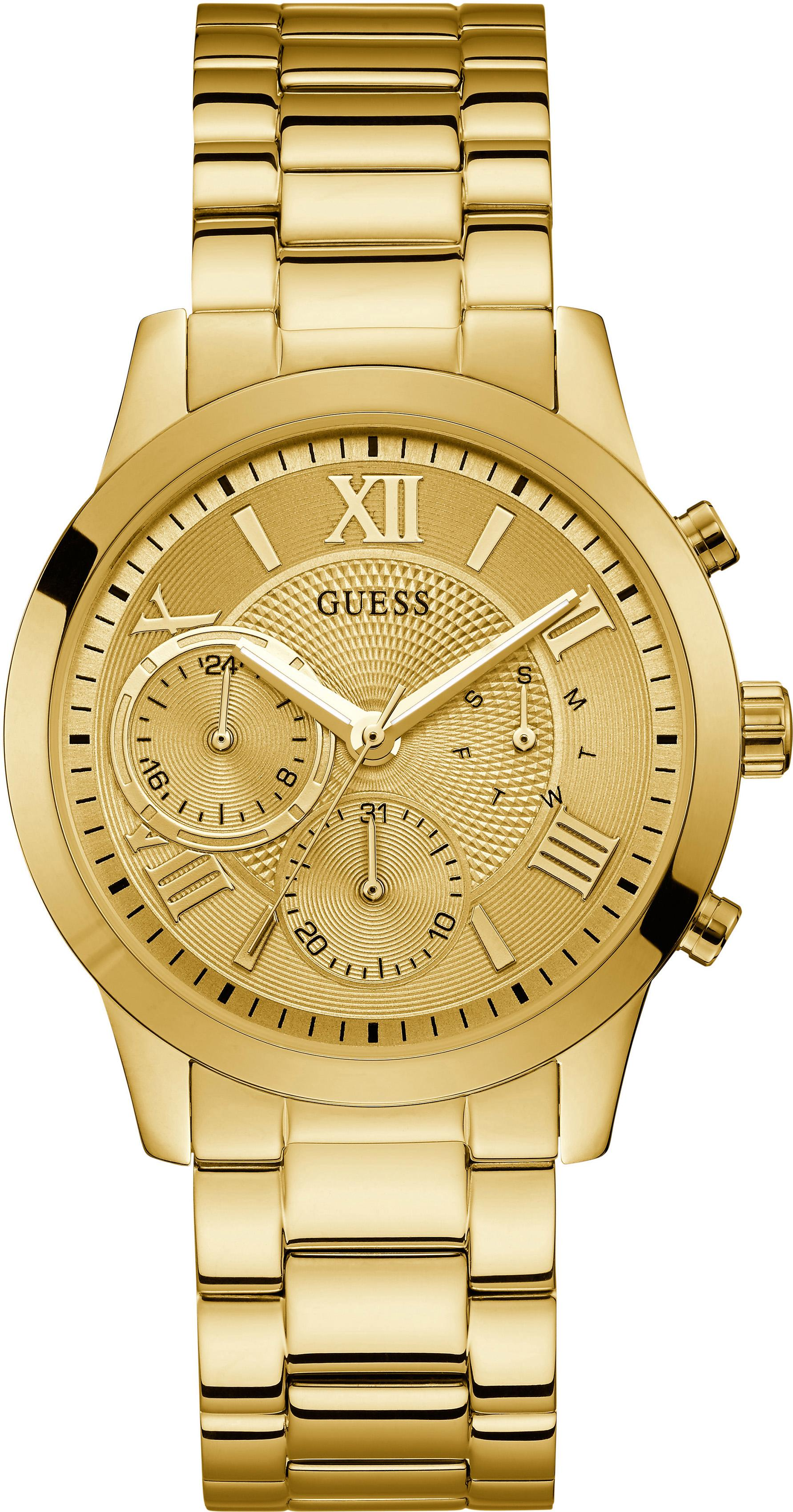 Guess Multifunktionsuhr SOLAR W1070L2 | Uhren > Multifunktionsuhren | Guess