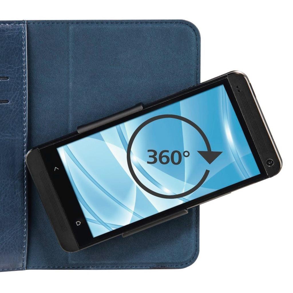 Hama Handytasche Handyhülle universal Hülle Smart Move, Blau