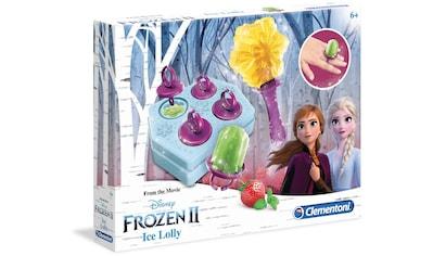 Clementoni® Experimentierkasten »Frozen 2 - Eis-Lutscher«, Made in Europe kaufen