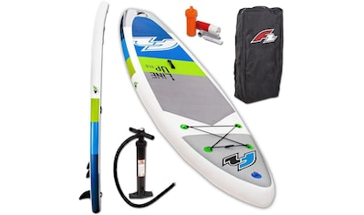 F2 Inflatable SUP - Board »F2 Line Up SMO blue«, (Set, 3 - tlg.) kaufen
