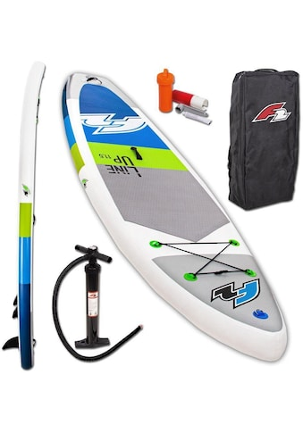 F2 Inflatable SUP-Board »F2 Line Up SMO blue«, (Set, 3 tlg.) kaufen