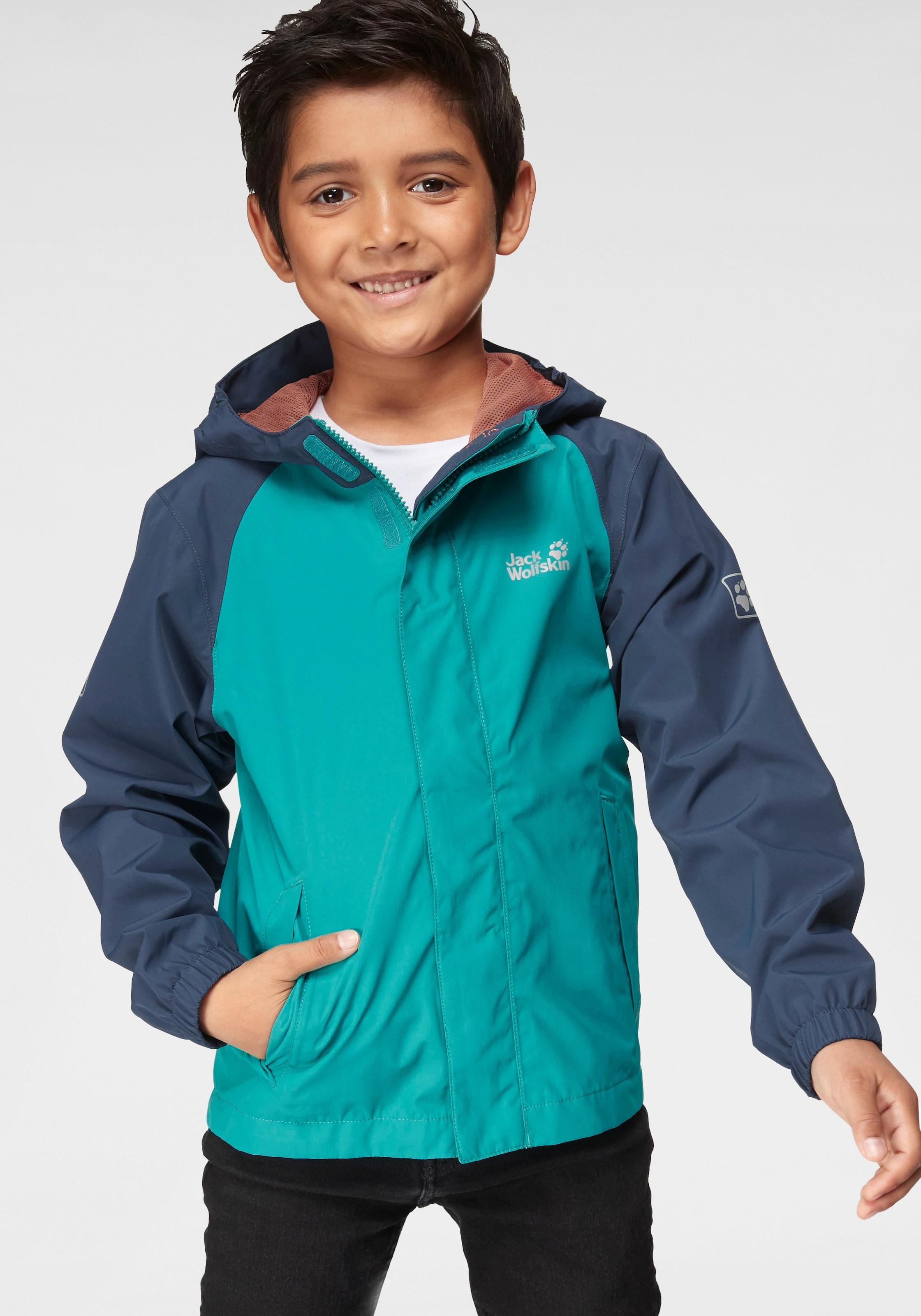 Jungenbekleidung von Jack Wolfskin in Grün