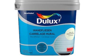 Dulux Fliesenlack »Fresh Up«, perlgrau, 0,75 l kaufen