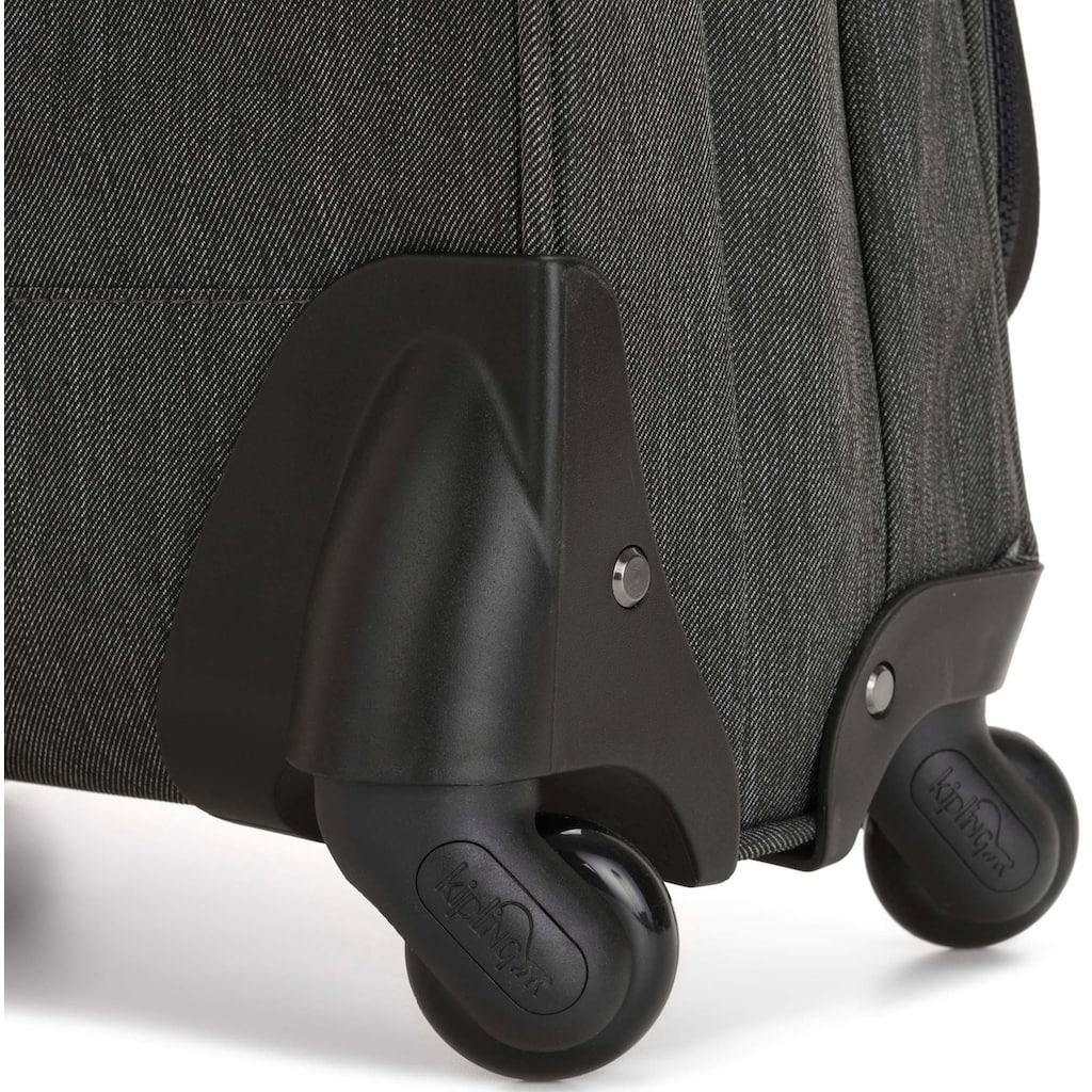 KIPLING Weichgepäck-Trolley »Youri Spin, 55 cm, Black Indigo«