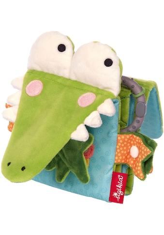 Sigikid Greifspielzeug »Aktiv-Buch Krokodil« kaufen