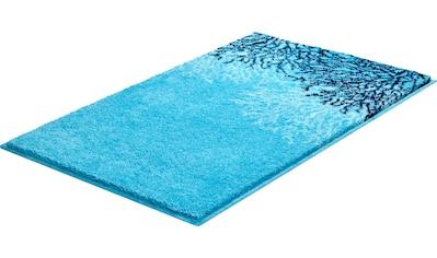 Grund Badematte »Reef«, Höhe 20 mm, rutschhemmend beschichtet, fußbodenheizungsgeeignet kaufen