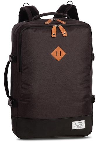 BESTWAY Laptoprucksack »Bestway Cabin Pro, dunkelgrau« kaufen