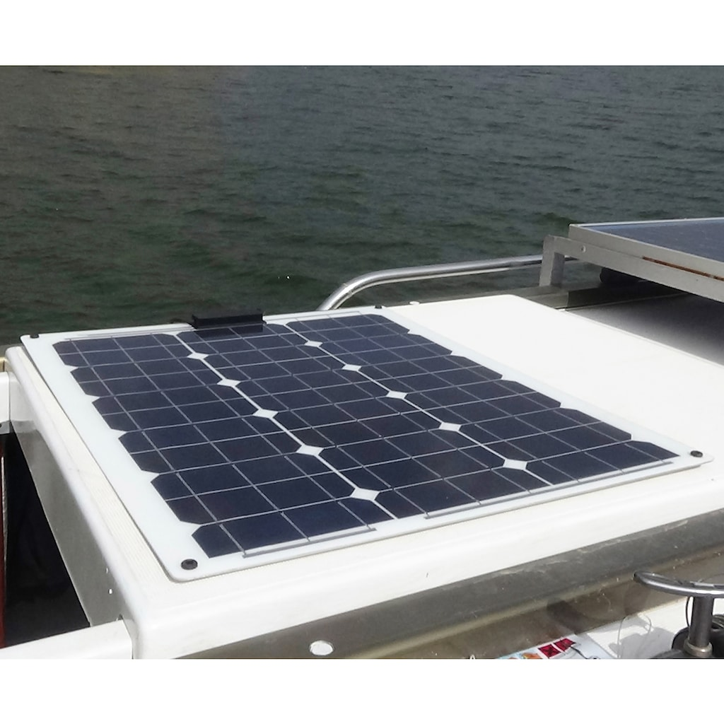 Sunset Solarmodul »Laminat-Set 70 Watt«, für Boote und Yachtne