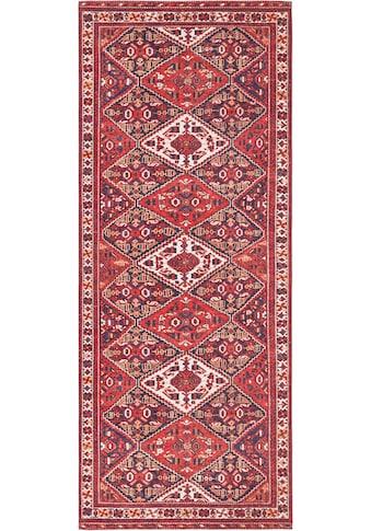 Läufer, »Afghan Kelim«, ELLE Decor, rechteckig, Höhe 5 mm, maschinell gewebt kaufen