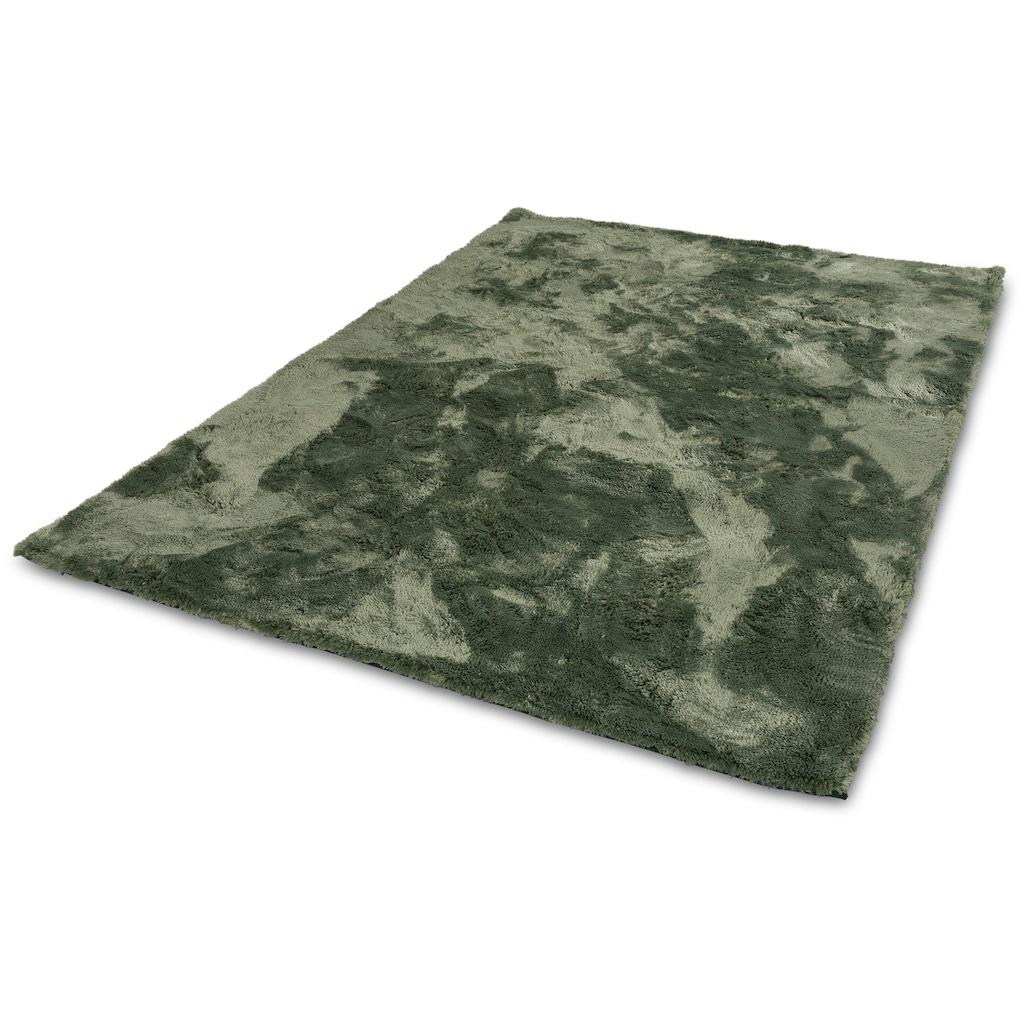 SCHÖNER WOHNEN-Kollektion Teppich »Harmony«, rechteckig, 39 mm Höhe, besonders weich durch Microfaser, Wohnzimmer