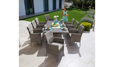 Polyrattan Gartenmöbel Sets Online Kaufen Baur