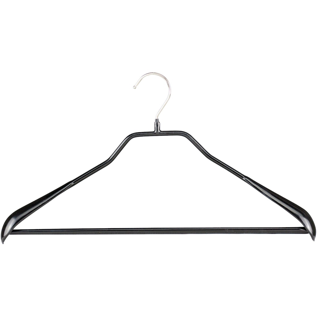 MAWA Kleiderbügel »Bodyform 46/LS«, (Set, 10 tlg.)