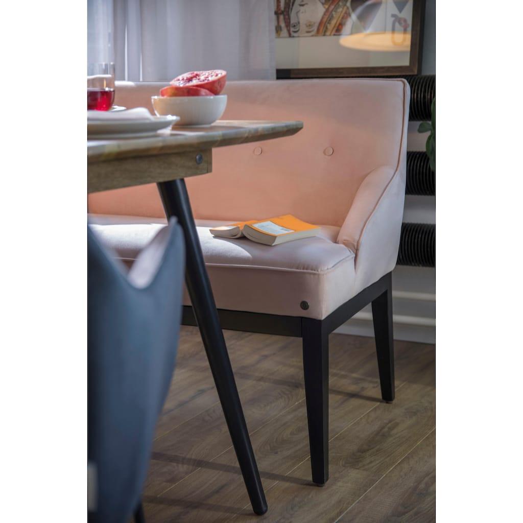 TOM TAILOR Esstisch »T-SOHO TABLE LARGE«, aus Mangoholz, Breite 180 cm