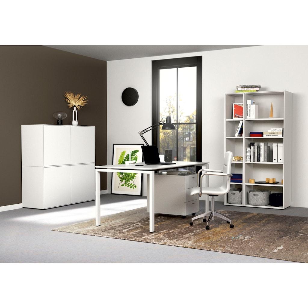 now! by hülsta Esstisch »ET22«, in mehreren Breiten, optional auch im Home Office einzusetzen