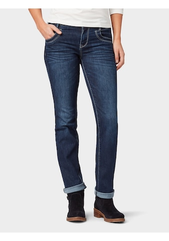 TOM TAILOR Straight - Jeans »Alexa Straight Jeans« kaufen