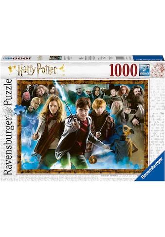 Ravensburger Puzzle »Der Zauberschüler Harry Potter«, Made in Germany, FSC® - schützt Wald - weltweit kaufen